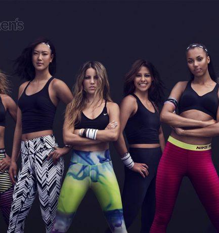 Dans ma séance #124 : Nike Women's Club