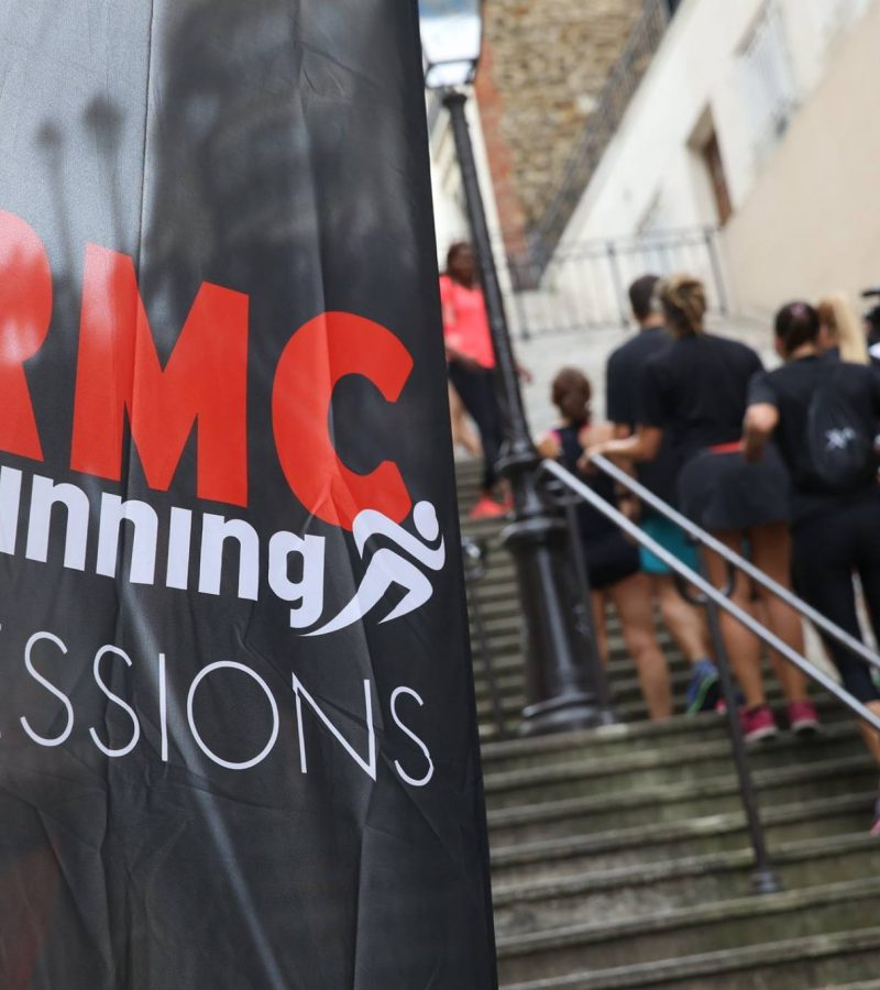 Dans ma séance #144 : RMC Running Sessions #7