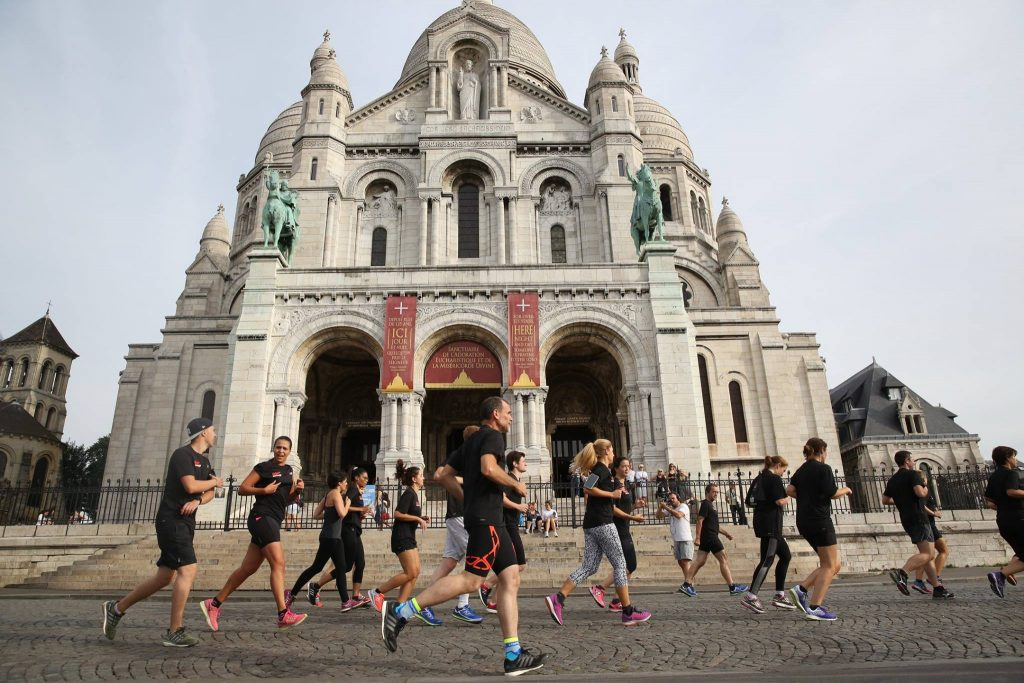 RMC Running Sessions Montmartre