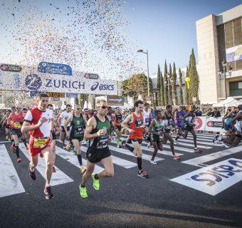 Mon premier marathon : Zurich Marato Barcelona 2017