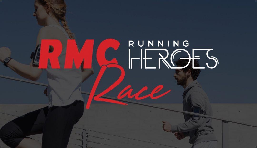 RMC RUNNING HEROES RACE