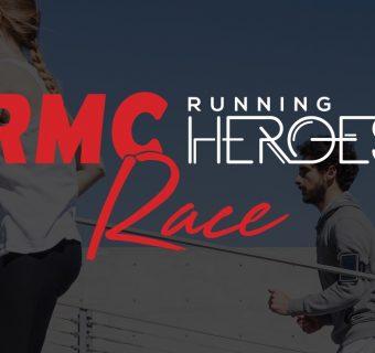 RMC Running Heroes Race : la course connectée du mois de Novembre !